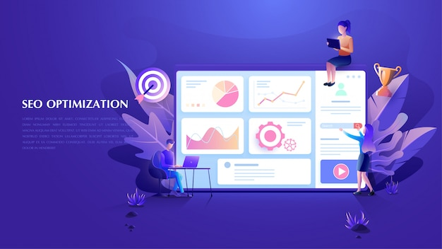Seoおよびオンラインマーケティング分析の背景