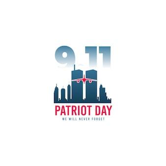 September 11  patriot day in usa