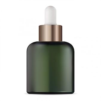 Serum dropper bottle