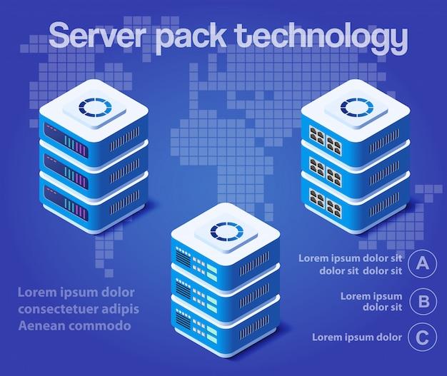 서버 네트워크 기술