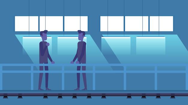 Server room bridge
