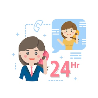 Services, customer service, call center support.