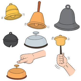 Set of bell