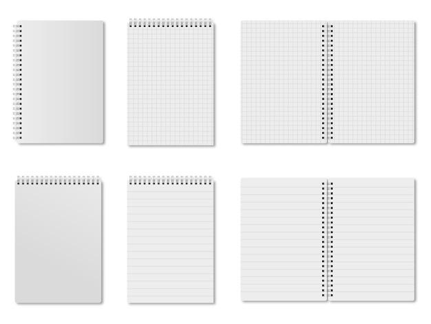 Set of block notes