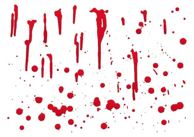 Set of blood
