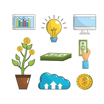 Set business crowdfunding strategy to company
