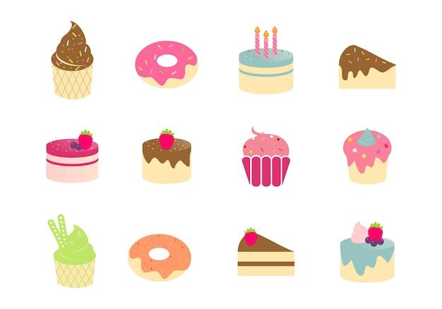 Set a cake logo