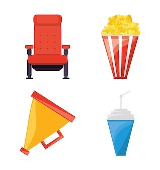 Набор инструментов для кино и короткометражных фильмов