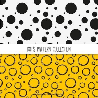 Set of circles patterns