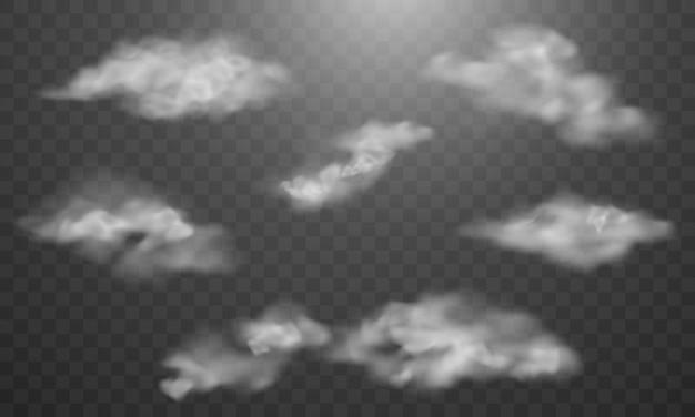 Установить облако изолированным
