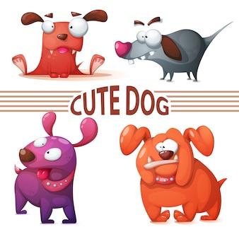 Set color dog