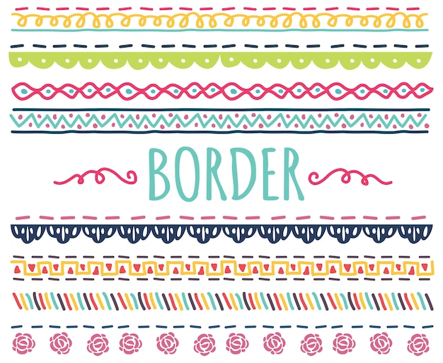 Border Vectors Photos And Psd Files Free Download