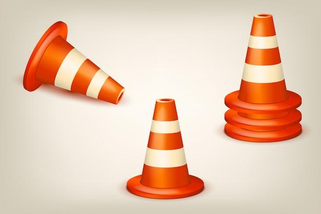Set of cones