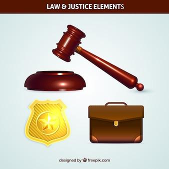 데 레코와 정의의 정의