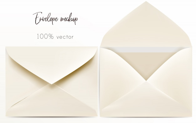 Set of envelope