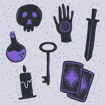 Insieme di elementi esoterici