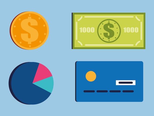 재정 및 돈을 설정