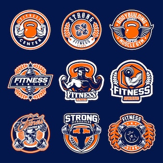 Set fitness logo