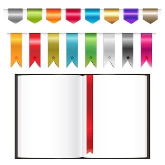 책과 책갈피에서 설정