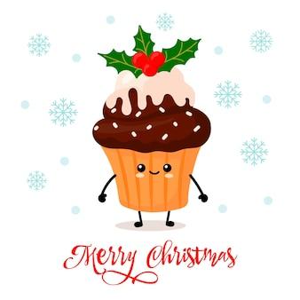 A set of gingerbread. cookies man, sock for gifts, christmas tree, deer, santa, snowflake,
