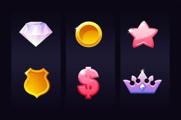 Set icons for game