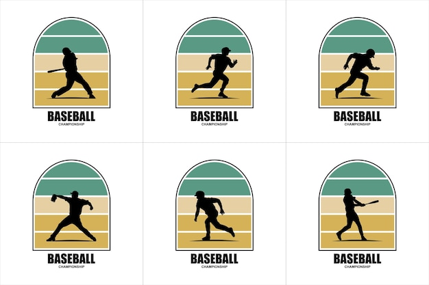 Set of kids dream design illustration template