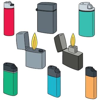 Set of lighter