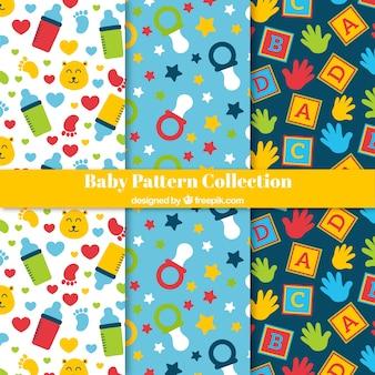 아기 패턴의 집합