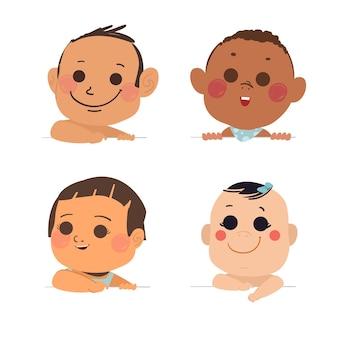 Набор младенца