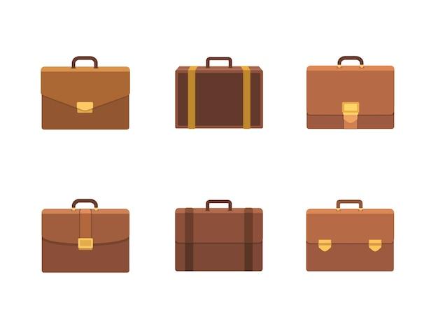 Набор портфельных иллюстраций