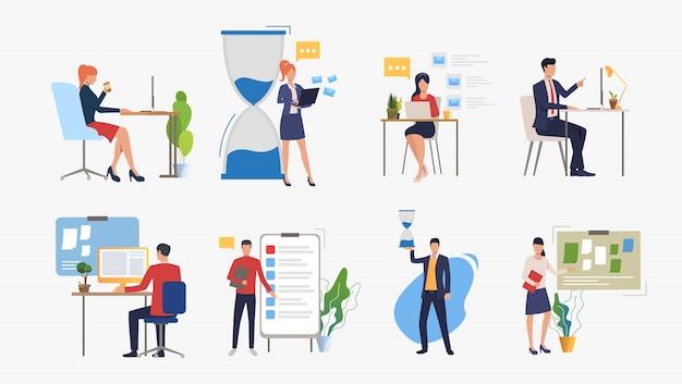 Набор бизнес-концепции
