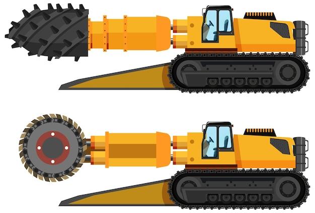 炭鉱ロードヘッダーのセット