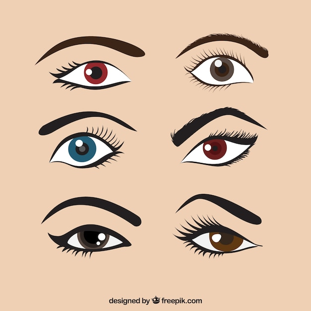 eye vectors photos and psd files free download rh freepik com eye vector logo eyes vector free