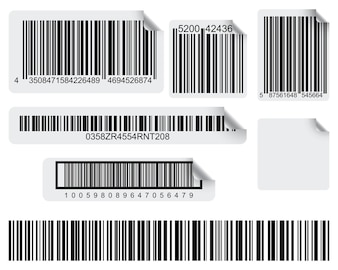 Barcode Vectors Photos And Psd Files Free Download