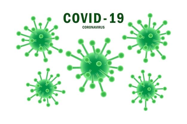 コロナウイルスの概念のセット、ウイルスcovid19を停止、家にいる、コロナウイルスのベクトル図。
