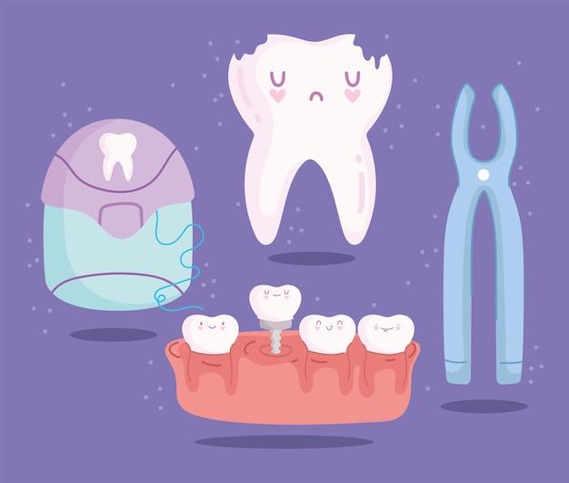 Набор стоматологической помощи