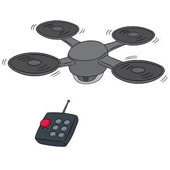 Set of drone
