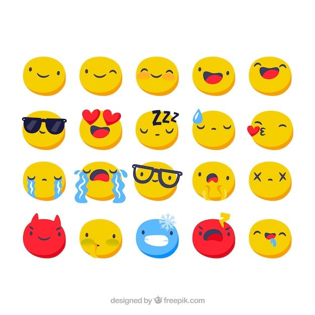Smiley face facebook
