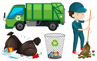 garbage vectors photos and psd files free download