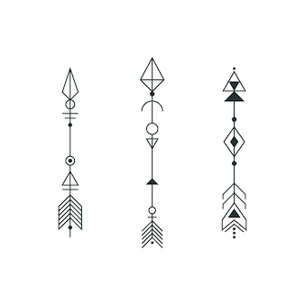 Arrow Triangle Vectors Photos And Psd Files Free Download