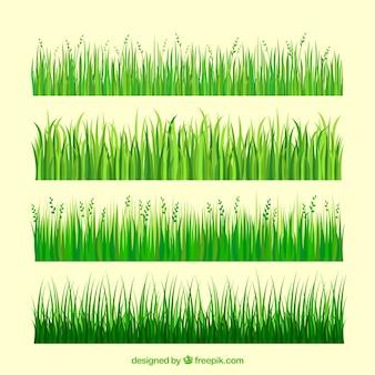 잔디 세트