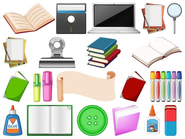 Набор объекта обучения
