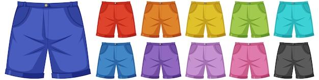 Комплект мужских брюк