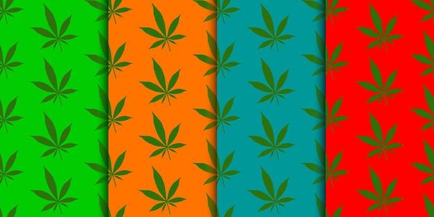 Canabiz 패턴이 있는 패턴 세트