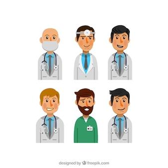 전문 의사 문자 집합
