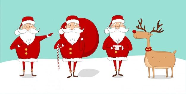 산타 클로스의 집합