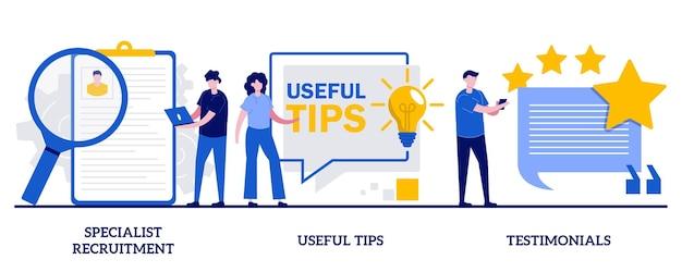 Набор специалистов по подбору персонала, полезные советы и отзывы, кадровая компания