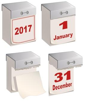 Набор отрывного календаря