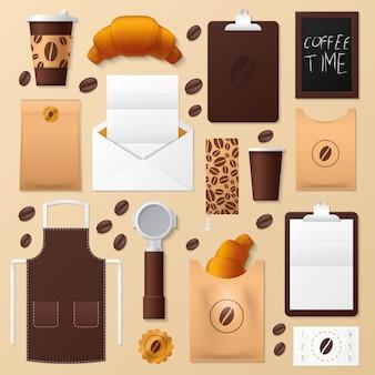 Набор инструментов для кофейни