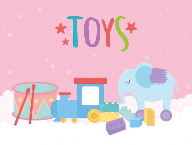 Набор игрушек для детей